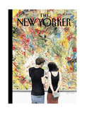 The New Yorker Cover - April 30, 2007 Reproduction giclée Premium par Harry Bliss