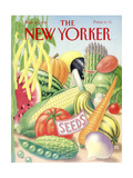 The New Yorker Cover - March 26, 1990 Giclee Print by Bob Knox