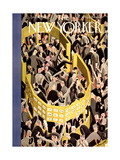 The New Yorker Cover - August 31, 1929 Premium Giclee Print by Theodore G. Haupt