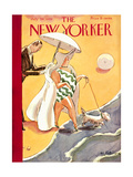 The New Yorker Cover - July 28, 1928 Giclee Print by Helen E. Hokinson