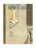 The New Yorker Cover - May 9, 1931 Giclee Print by Helen E. Hokinson