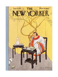 The New Yorker Cover - September 12, 1931 Giclee Print by Helen E. Hokinson