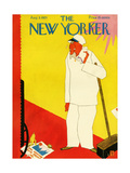 The New Yorker Cover - August 3, 1929 Premium Giclee Print by Gardner Rea