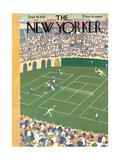 The New Yorker Cover - September 10, 1932 Premium Giclee Print by Theodore G. Haupt