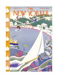 The New Yorker Cover - April 4, 1931 Giclee Print by Theodore G. Haupt