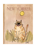 The New Yorker Cover - November 1, 1982 Giclee Print by William Steig