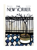 The New Yorker Cover - March 20, 1978 Giclee Print by Donald Reilly