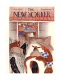 The New Yorker Cover - August 15, 1936 Premium Giclee Print by Paul C. Robertson