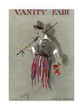 Vanity Fair Cover - October 1914 Giclee Print by  Rabajoi