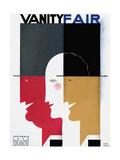 Vanity Fair Cover - September 1930 Premium Giclee Print by Jean Carlu