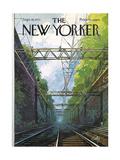 The New Yorker Cover - September 18  1971