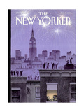 The New Yorker Cover - July 5, 1999 Reproduction giclée Premium par Harry Bliss