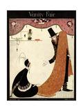 Vanity Fair Cover - December 1917 Giclee Print by Kay Neilsen