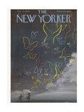 The New Yorker Cover - May 28, 1960 Giclee Print by Robert Kraus