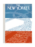 The New Yorker Cover - July 4, 1959 Giclee Print by Anatol Kovarsky