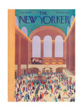 The New Yorker Cover - September 10, 1927 Premium Giclee Print by Theodore G. Haupt