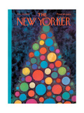 The New Yorker Cover - December 20, 1969 Premium Giclee Print by Charles E. Martin