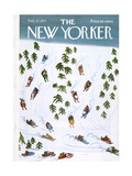 The New Yorker Cover - February 27, 1971 Giclee Print by Donald Reilly