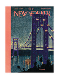 The New Yorker Cover - June 6, 1931 Premium Giclee Print by Theodore G. Haupt