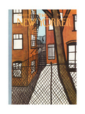 The New Yorker Cover - January 21, 1974 Giclee Print by Donald Reilly