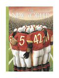 The New Yorker Cover - January 27, 2003 Reproduction giclée Premium par Harry Bliss