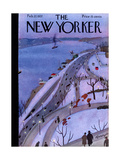 The New Yorker Cover - February 27, 1937 Giclee Print by Adolph K. Kronengold