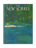 The New Yorker Cover - August 27  1966
