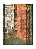 The New Yorker Cover - April 6, 1963 Giclee Print by Anatol Kovarsky
