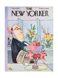 The New Yorker Cover - March 4, 1961 Giclee Print by William Steig