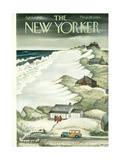 The New Yorker Cover - April 2, 1949 Giclee Print by Edna Eicke