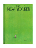 The New Yorker Cover - August 6, 1966 Premium Giclee Print by Abe Birnbaum
