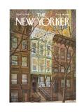 The New Yorker Cover - April 12, 1969 Giclée-Premiumdruck von Charles E. Martin