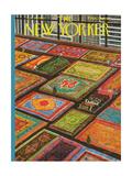 The New Yorker Cover - November 16, 1963 Giclee Print by Anatol Kovarsky