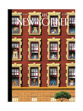 The New Yorker Cover - August 13, 2007 Premium Giclee Print by Mark Ulriksen