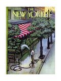 The New Yorker Cover - August 27, 1955 Giclee Print by Arthur Getz