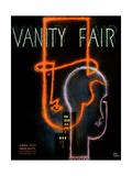 Vanity Fair Cover - April 1931 Premium Giclee Print by Jean Carlu