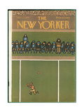 The New Yorker Cover - October 24, 1970 Premium Giclee Print by Charles E. Martin