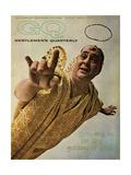 GQ Cover - December 1962 Reproduction giclée Premium par Art Kane