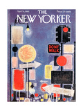 The New Yorker Cover - April 8, 1961 Premium Giclee Print by Kenneth Mahood