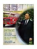 GQ Cover - November 1964 Giclee Print by Richard Nones