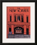 The New Yorker Cover - May 21, 1966 Framed Giclee Print by Robert Kraus