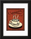 Retro Coffee III Print