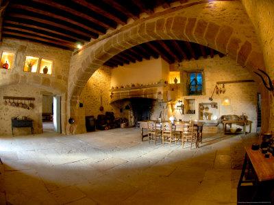 http://cache2.allpostersimages.com/p/LRG/30/3062/NKEDF00Z/posterler/engelbrecht-lisa-s-medieval-kitchen-of-chateau-de-pierreclos-burgundy-france.jpg