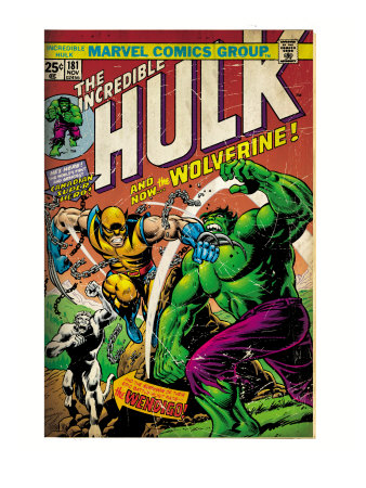 http://cache2.allpostersimages.com/p/LRG/41/4126/IR8MF00Z/posters/marvel-comics-retro-the-incredible-hulk-comic-book-cover-181-with-wolverine-aged.jpg