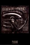 Giger's Alien Kunstdrucke von H. R. Giger