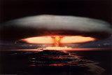 Bombe à hydrogène Posters