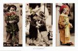 Little Friends Posters por Kim Anderson