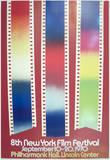 Lincoln Center Film Festival, '70 Stampa da collezione di James Rosenquist