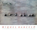 Paysage avec Sept Fruits, 1989 Samletrykk av Miquel Barceló