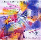 Extração geométrica, 1983 Impressão colecionável por Michael Heizer